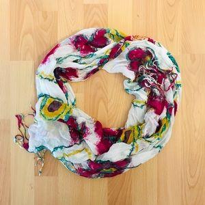 Floral Wrap/Scarf